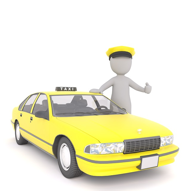 """נהג מונית לנתב""""ג"""